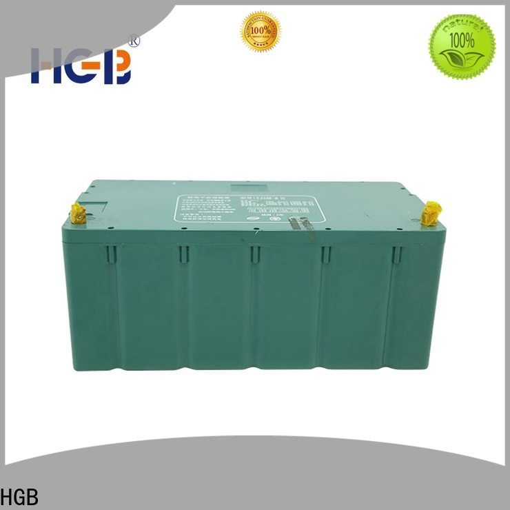 HGB Latest lithium ion battery for electric vehicles company for bus