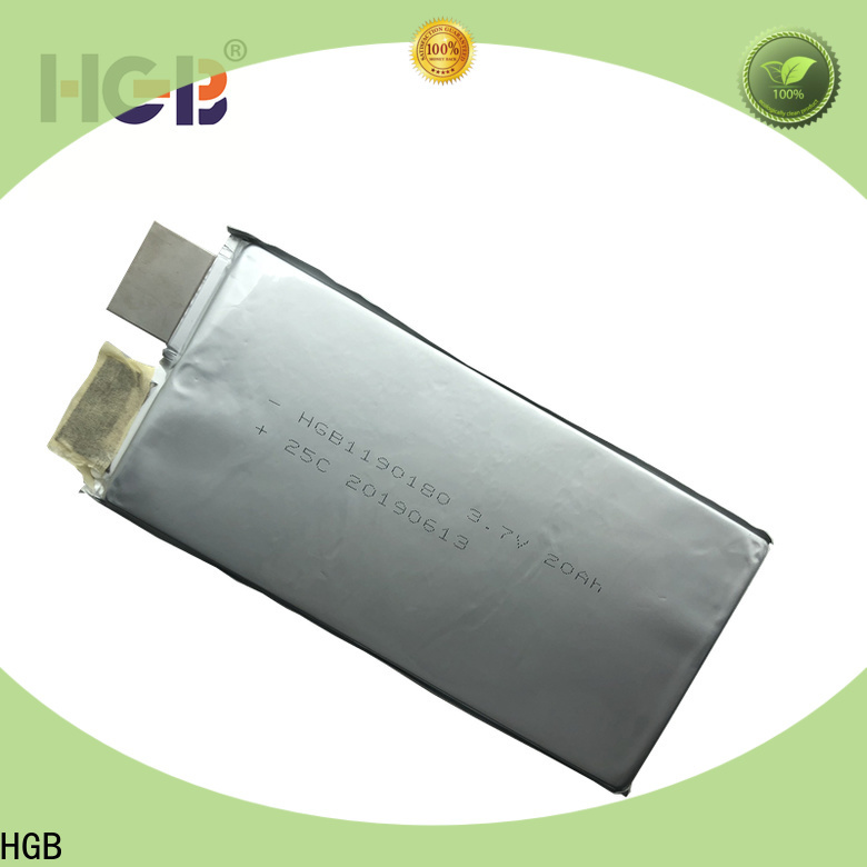 HGB low temperature lithium ion battery factory for public security