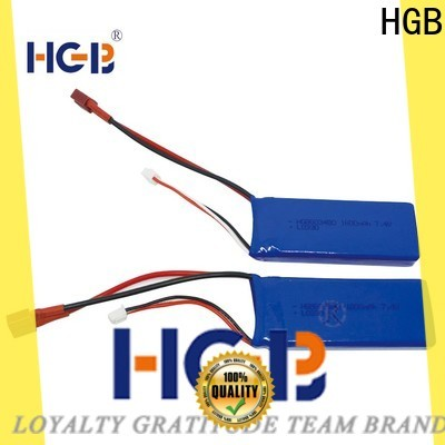 HGB High-quality rc helicopter battery factory for RC car