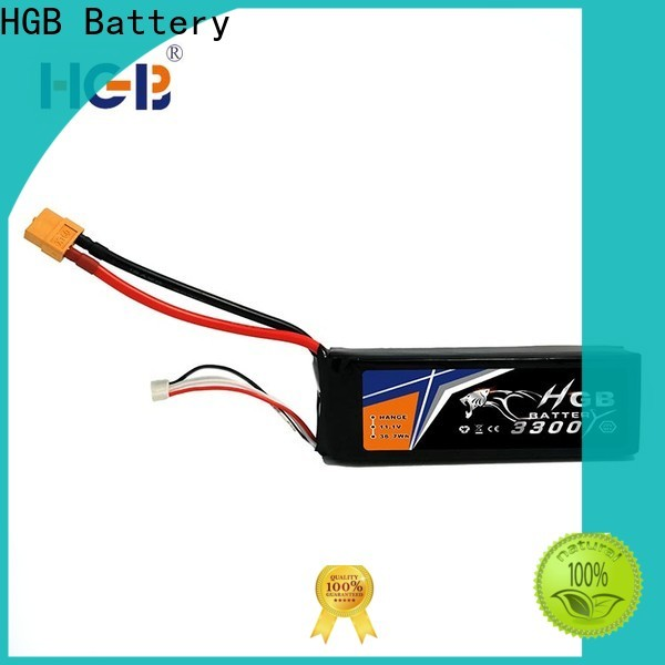 HGB reliable rc flight batteries factory for RC helicopter