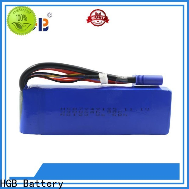 HGB high quality car battery jump starter manufacturer for powersports