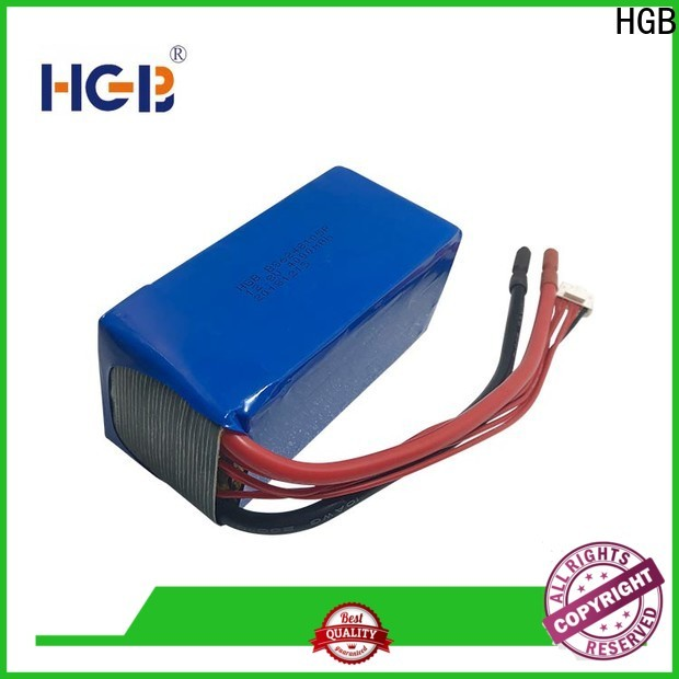 HGB Custom high discharge lithium ion battery supplier for EV car