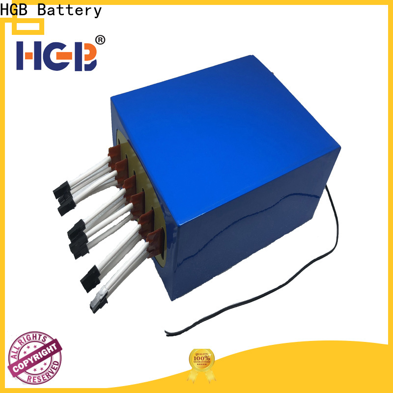 HGB Battery military battery manufacturers for military applications