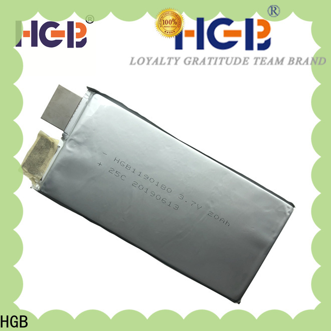 HGB low temperature rechargeable batteries for business for frigid zone