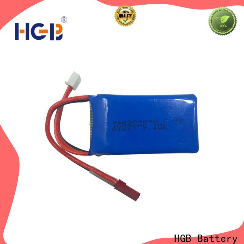 reliable rc battery company for RC planes