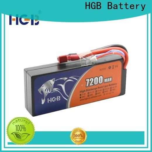 HGB advanced rc car batterys company for RC car