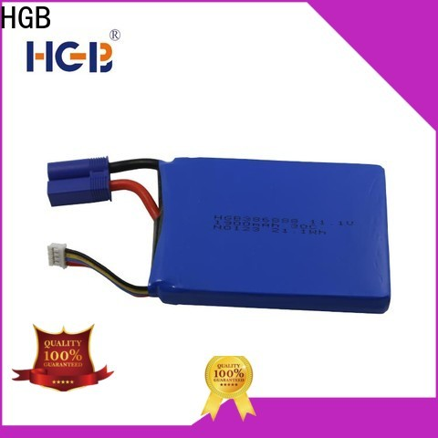 HGB portable car battery pack manufacturer for race use