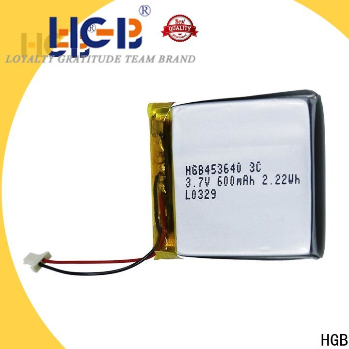 HGB thinnest lithium ion battery Suppliers for mobile devices