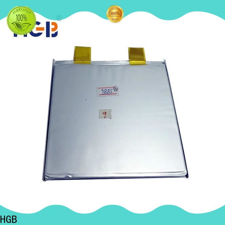 HGB light weight lithium iron phosphate battery nz for business for EV car