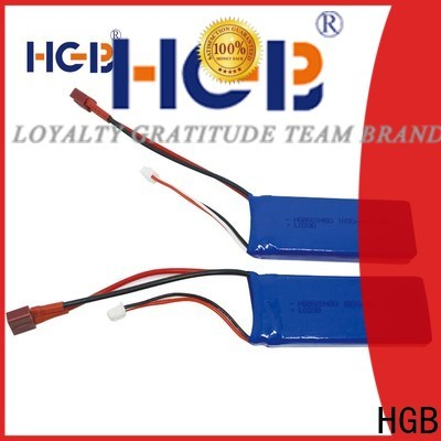 HGB helicopter rc battery manufacturers for RC quadcopters