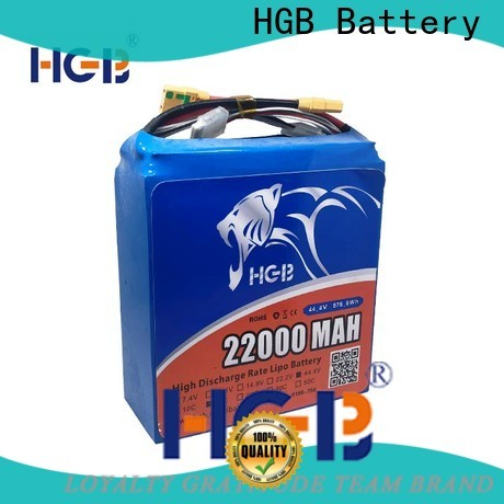 HGB Wholesale fpv battery Suppliers manufacturer