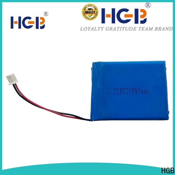 popular flat lithium polymer battery manufacturer for digital products
