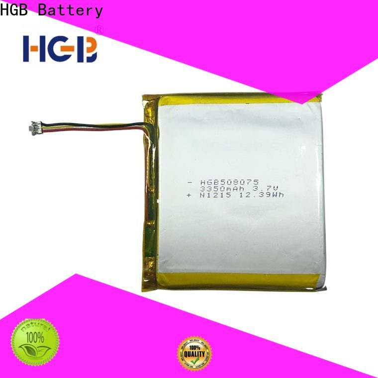 good quality thin rechargeable battery Supply for notebook