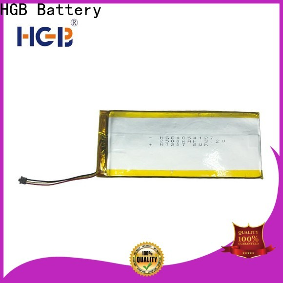 Wholesale flat lithium battery factory price for notebook