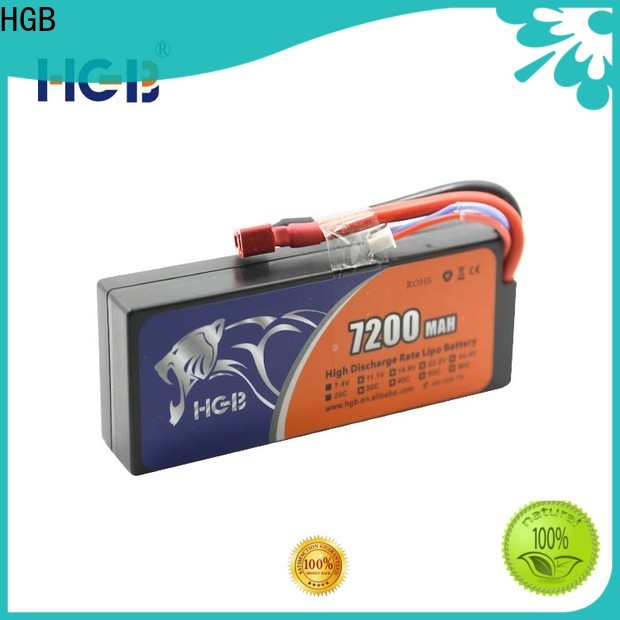 HGB Best rc battery factory for RC helicopter