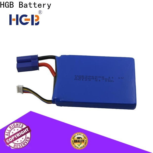 HGB Best portable car battery pack manufacturer for motorcycles
