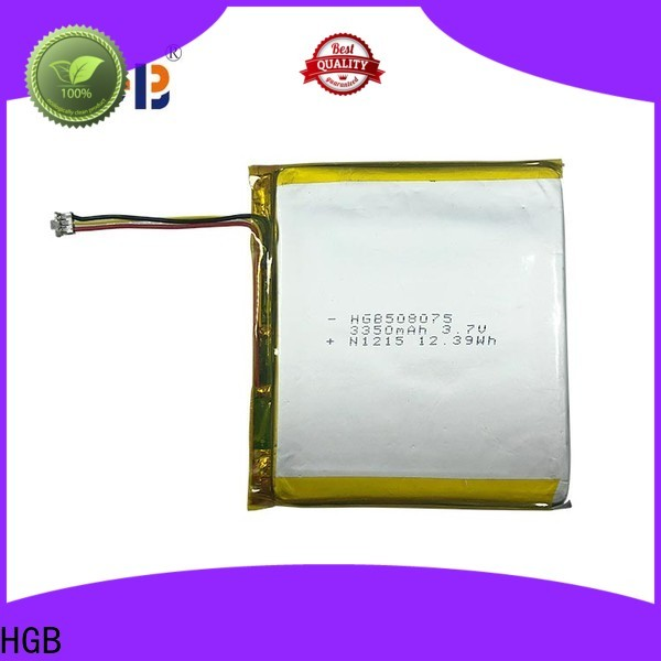 HGB Top flat li ion battery directly sale for notebook