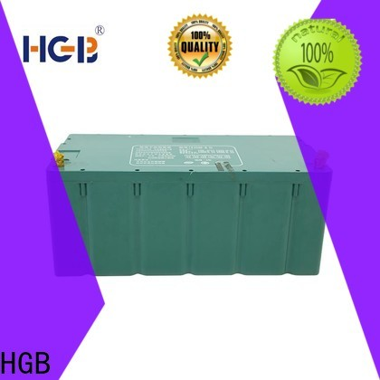 HGB Latest lithium ion battery for ev factory for heavy duty transportation