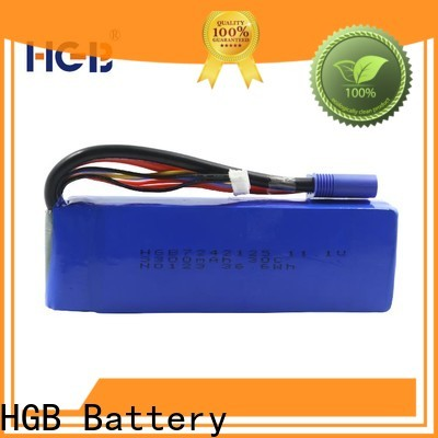 HGB lithium car starter battery Suppliers for powersports