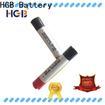 HGB e cig battery factory for rechargeable devices