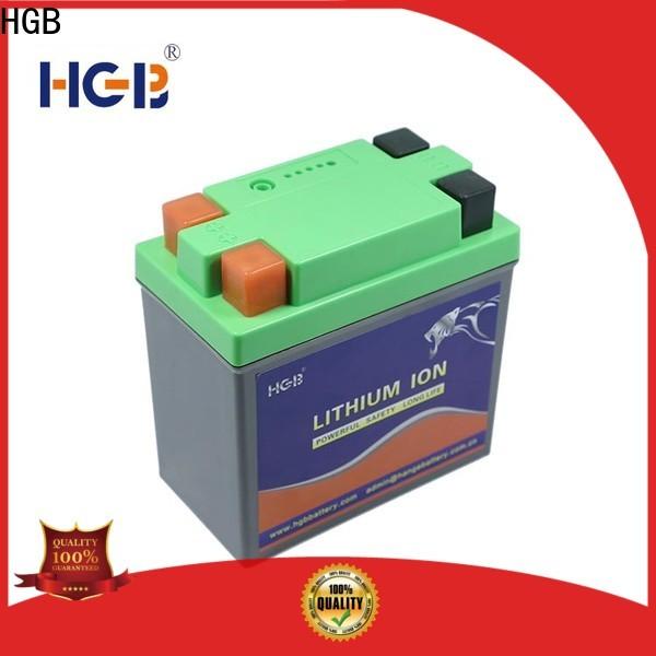 HGB lifepo4 battery australia manufacturer for RC hobby