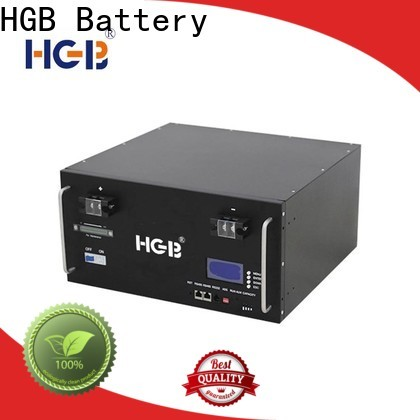 HGB station battery manufacturer for Cloud/Solar Power Storage System