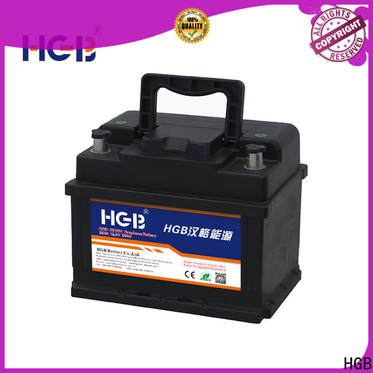 HGB Top graphene rc battery manufacturer for tractors