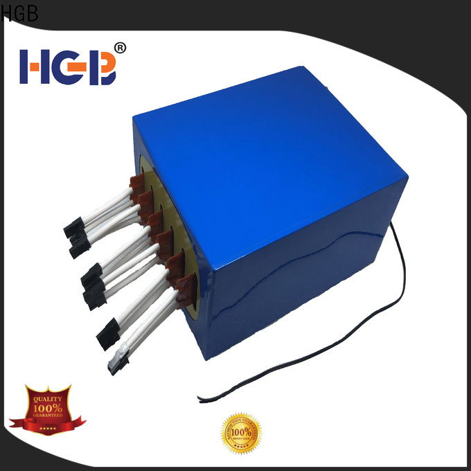 HGB long cycle life military battery pack manufacturer for encryption sets