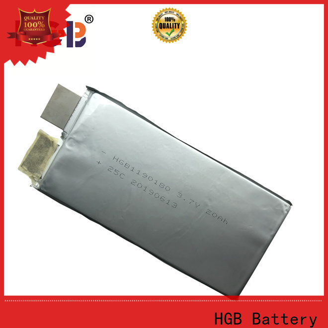 HGB durable -40℃ low temperature battery series for electric power telecommunication
