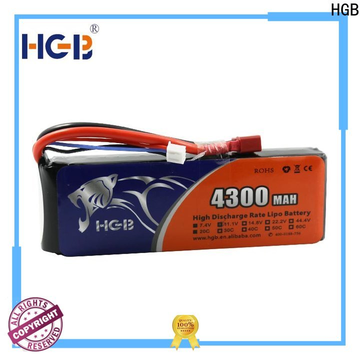 HGB rc car battery for business for RC car
