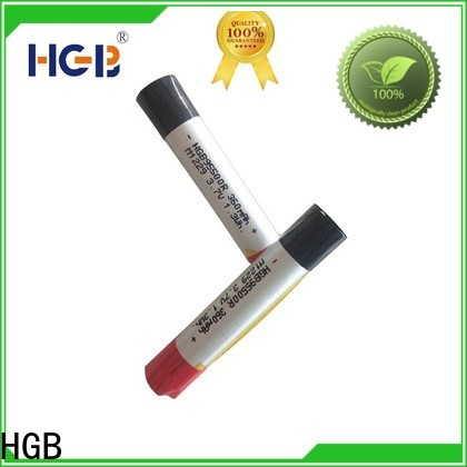 HGB ECig Battery manufacturer for rechargeable devices