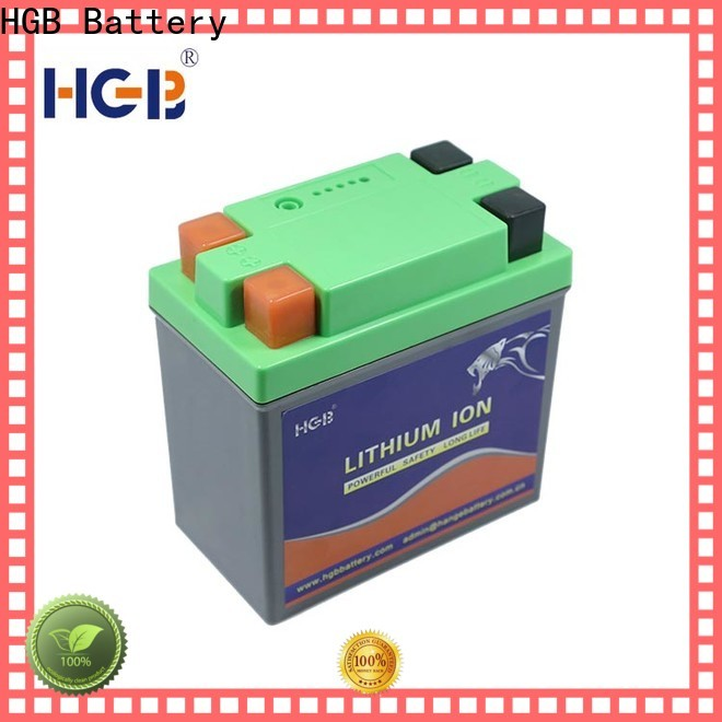 HGB Battery lithium iron motorcycle battery series for digital products