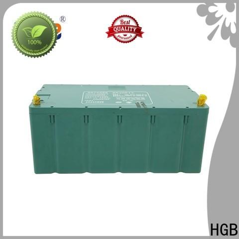 HGB ev battery company for truck