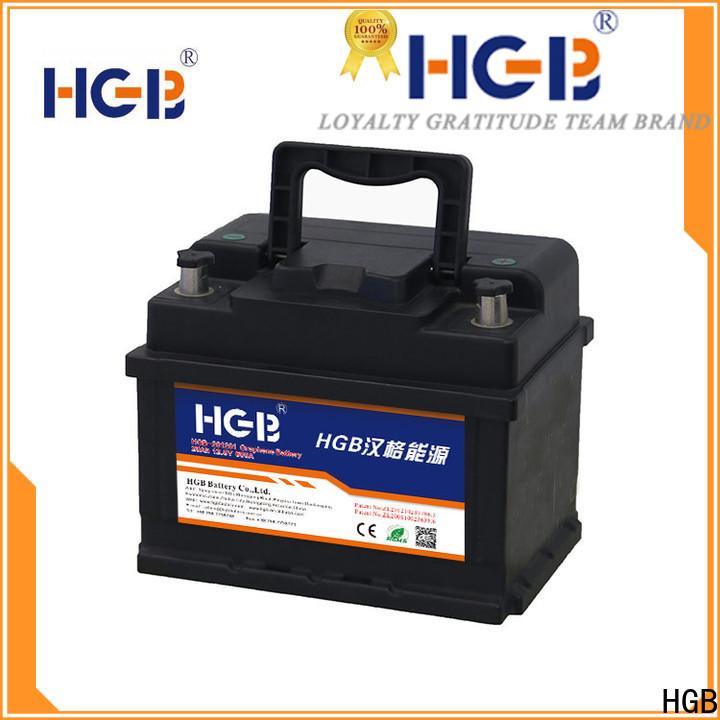 HGB Battery turnigy graphene batteries supplier for boats