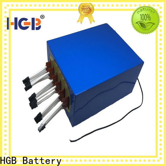 HGB New military battery for business for military applications