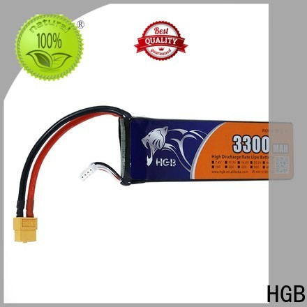 HGB advanced rc helicopter rechargeable batteries supplier for RC planes