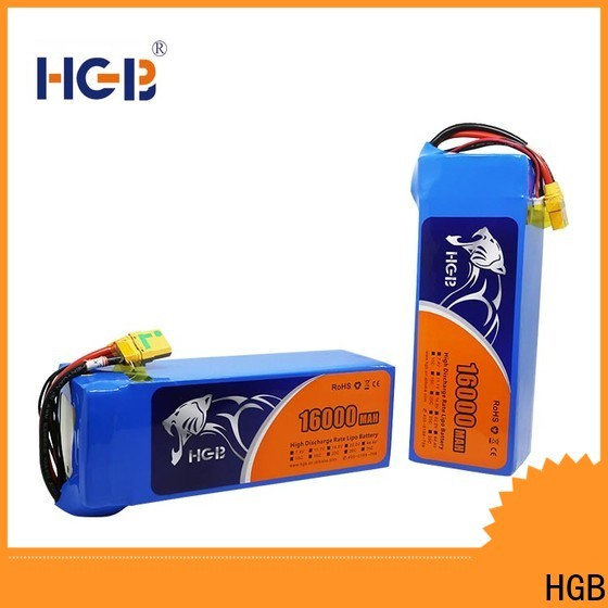 HGB fpv battery for business manufacturer