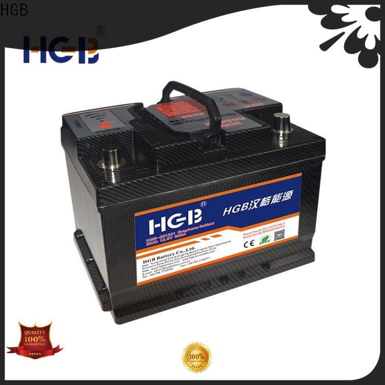 Custom graphene battery pack manufacturers for cars