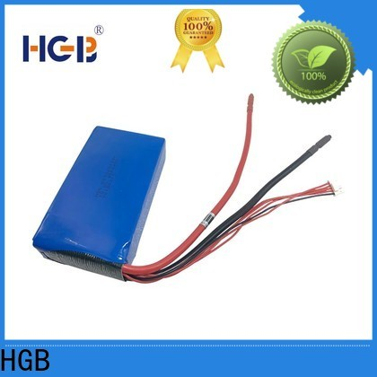 HGB Battery lithium iron phosphate rv battery series for RC hobby