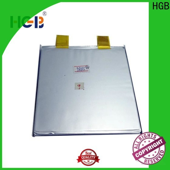 HGB rechargeable 4 volt lithium ion battery manufacturer for power tool