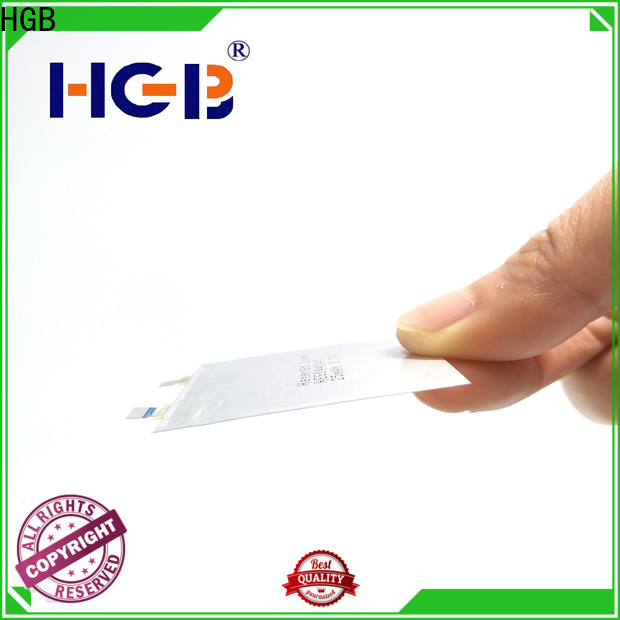 HGB primary thin battery manufacturer for smart cards