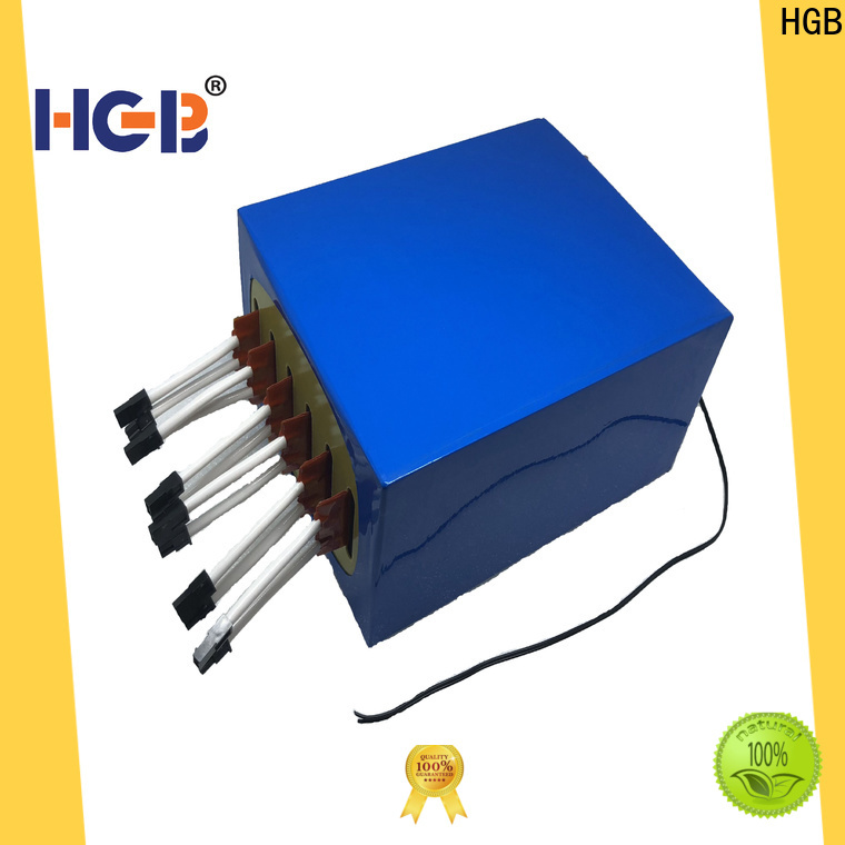 HGB Custom military battery wholesale for encryption sets