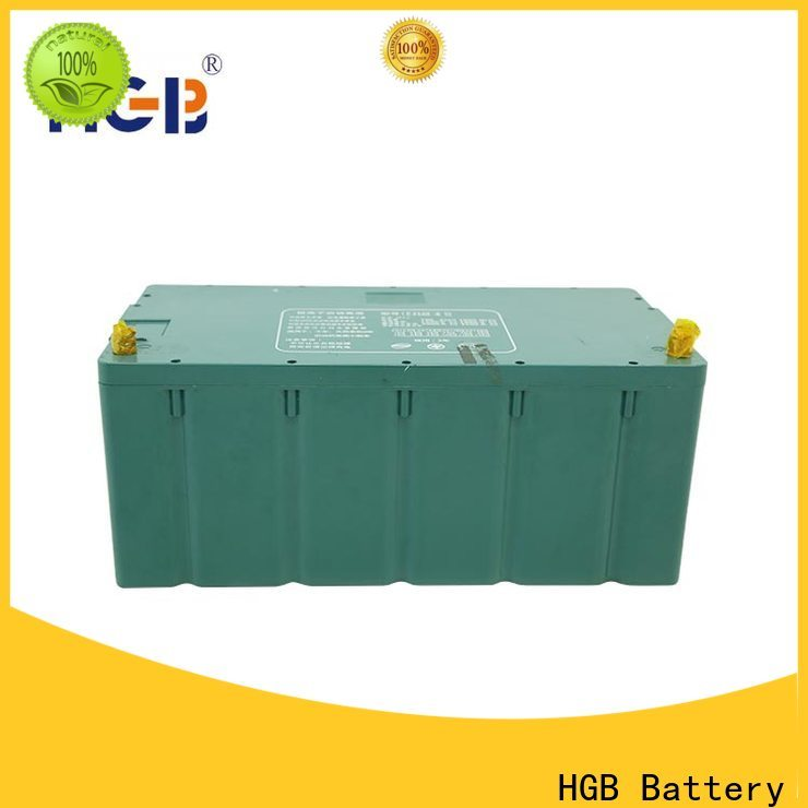 HGB lithium ion battery for electric vehicles Suppliers for tram