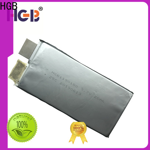 HGB low temperature lithium ion battery customized for public security