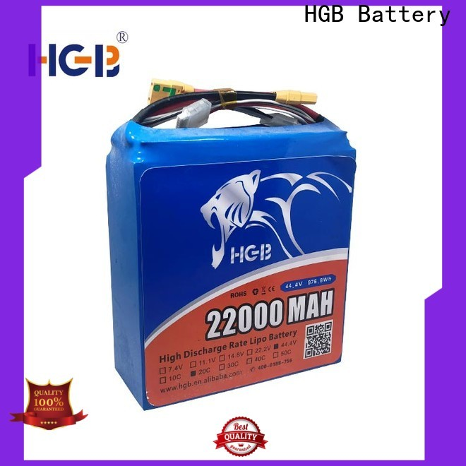 HGB fpv battery Supply manufacturer