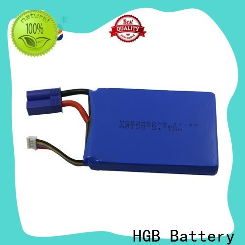 HGB portable battery jumper factory price for powersports