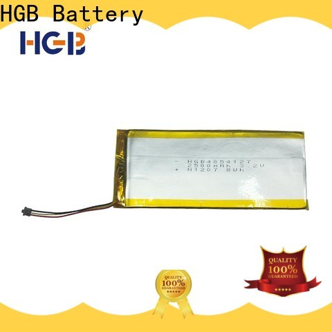 Custom flat lithium ion battery company for mobile devices