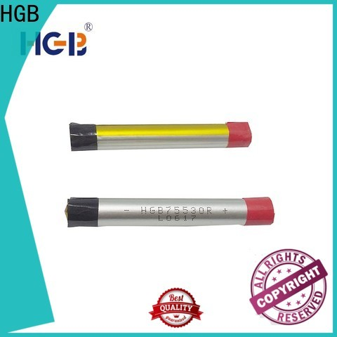 HGB Custom electronic cigarette battery directly sale for electronic cigarette