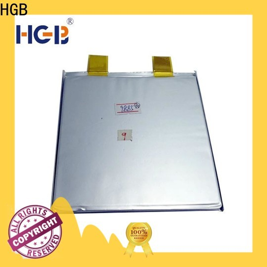 HGB lifepo4 cell manufacturers factory for digital products