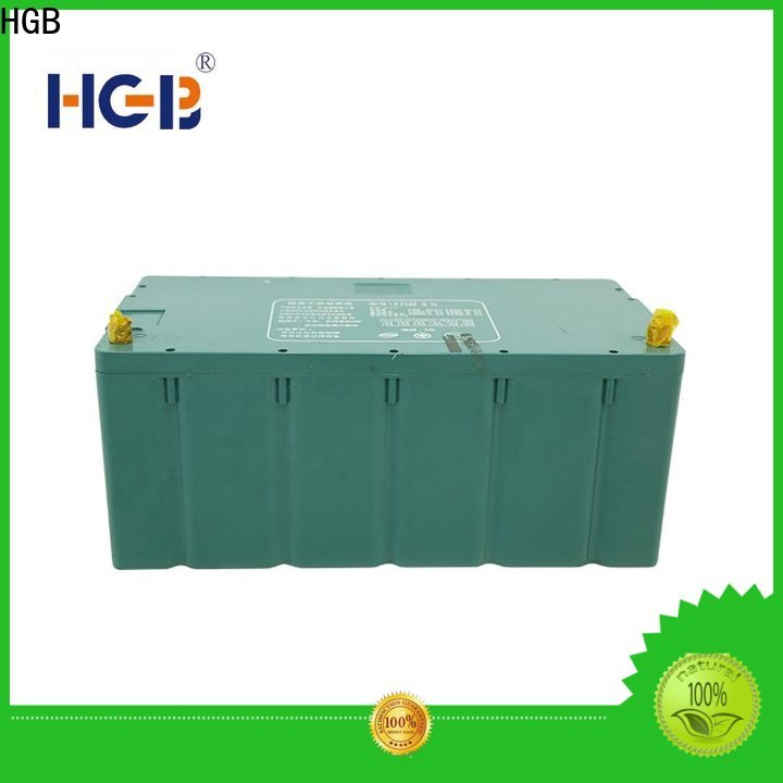 HGB ev battery pack factory price for bus